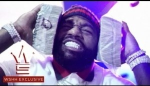 Video: Adrien Broner - The Race Freestyle (Tay-K Remix)